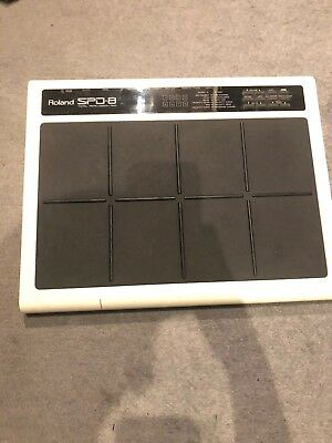 Onwijs ROLAND SPD-8 TOTAL Percussion Pad 1 Owner Since New Hardly Used FA-23