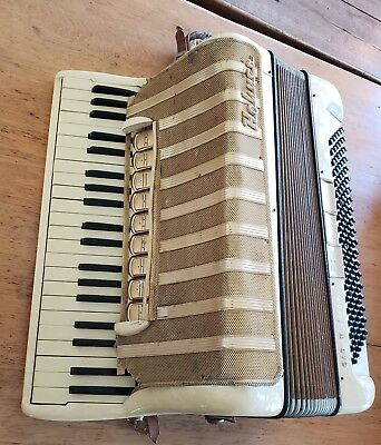 Vintage  Carena  Ii   Honer Accordion For Parts Or Repair