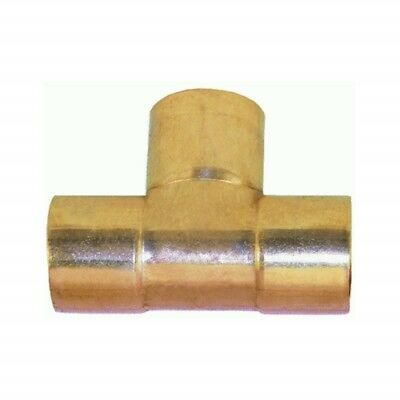 "Elkhart Products 111R3/4X1/2X3/4 3/4"" X 1/2"" X 3/4"" Copper Tees"