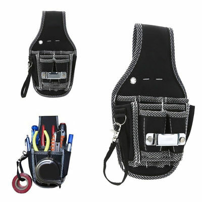 2018~new Electrician Waist Pocket Tool Belt Pouch-Bag Screwdriver Holder-Work