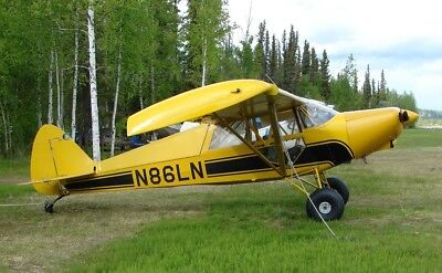 CHUBy CUBy SPORTSMAN 2+2 PLANS FOR HOMEBUILD - PIPER PA-14 MODERN REPLICA