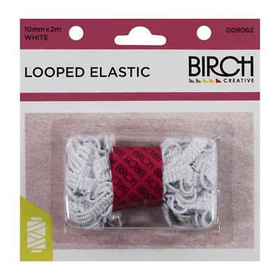 NEW Birch Looped Elastic By Spotlight