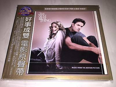 Madonna 2000 The Next Best Thing Taiwan Limited Edition Gold Box 12 Track CD