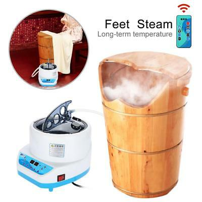 Steam Home Generator Steamer Pot Spa Portable Steam Generator Saunas 4L 220V SE