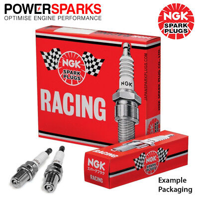 R2558E-8 [95920] Ngk Racing Competition Spark Plug Red Box Made In Japan