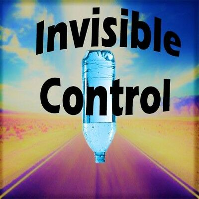 INVISIBLE CONTROL by Sylar Wax (Zaubertrick)