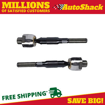 New Set of (2) Inner Tie Rod Ends fits 2006 2007 2008 2009 2010 2011 Honda Civic