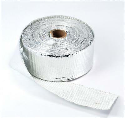"10 meter Roll of Heat Reflecting Insulating Wrap (2"" Inch Wide) Non Adhesive"