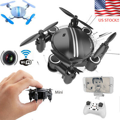 Mini RC Quadcopter 2.4GHz 4CH 6-Axis Gyro 3D UFO Drone FPV WIFI Mini Camera 4CHN