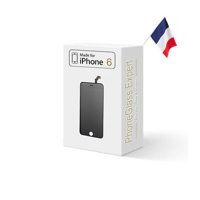 ECRAN iPHONE 6 NOIR ORIGINAL 100% APPLE RECONDITIONNE A NEUF EN FRANCE
