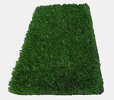 "30""x20"" Puppy Pet Potty Training Pee Indoor Toilet Dog Grass Pad Mat Turf Patch"