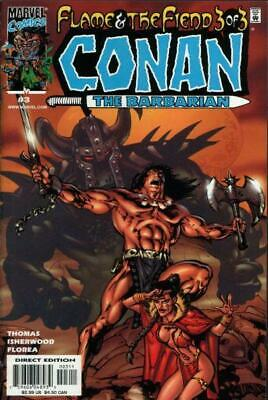 Conan: Flame and The Fiend #3