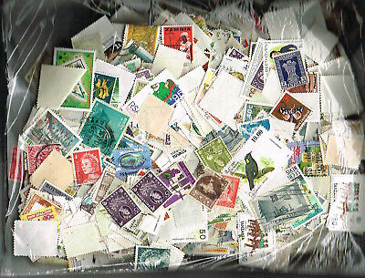 BRITISH COMMONWEALTH - 250 gram MIXTURE OF GOOD TO FINE USED WITH WIDE SELECTION