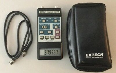 Extech Model 381200 Frequency Counter