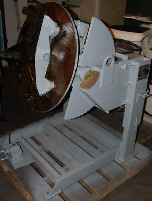 500Lb Ransome - 5Pa - Heavy Duty Welding Positioner - 25380