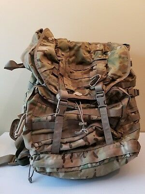 Multicam Molle 4000 Ruck Test Item Rare Jumpable With Air Gear Used
