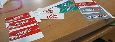 Coca Cola Breakmate Soda Stickers for soda dispenser (GA 3000)