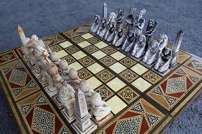 Camel Bond Chess Set With Bonus Game