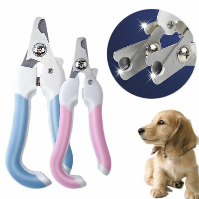 Pet Toe Care Stainless Steel Dog Cat Claw Nail Clipper Cutter Nail File Scissors
