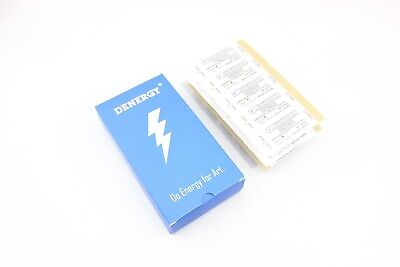 Denergy Tattoo Needle Cartridge 20pcs/box 0.25mm Liner Outline Semi Grey