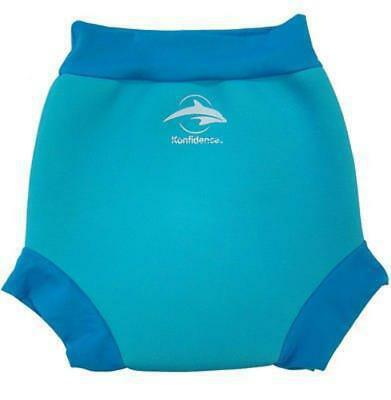 New Konfidence Neo Baby Swim Nappy Blue Free Express Shipping