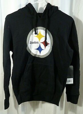PITTSBURGH STEELERS NFL OTS BLK Infant Toddler Little Monster Knit ... 1ac3dad1a