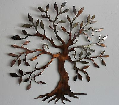 Olive Tree --Tree of Life Metal Wall Art Decor 12  Version & OLIVE TREE --TREE of Life Metal Wall Art Decor 12
