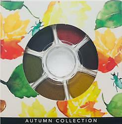 Micador Brilliant Water Colours Autumn Collection Of 6
