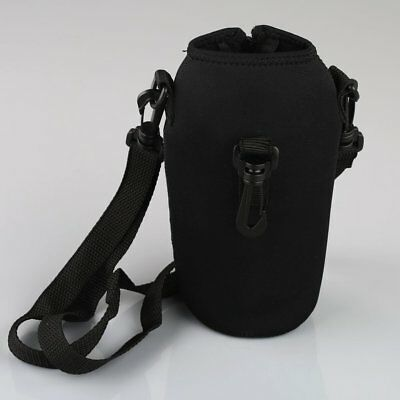 750ML Water Bottle Carrier Insulated Cover Carrier Bag Holder Pouch Cycle Campin