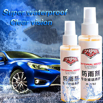 Car Front Windshield Anti-Rain Agent Rear-View Mirror Coating agent SX5