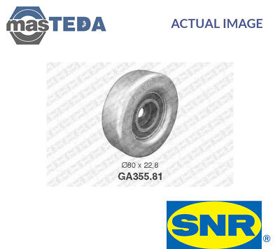 Snr V-Ribbed Belt Tensioner Pulley Ga35581 P New Oe Replacement