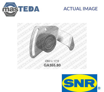 Snr V-Ribbed Belt Tensioner Pulley Ga35580 P New Oe Replacement