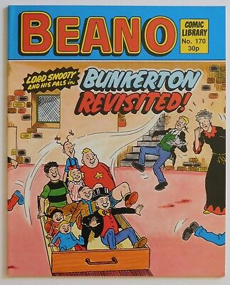 BEANO COMIC LIBRARY #170 - Lord Snooty