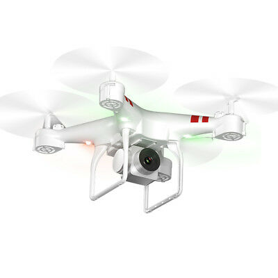 2.4G RC Quadcopter Drone With HD Camera WiFi FPV 5.0MP 1080P Wide Angle Lens