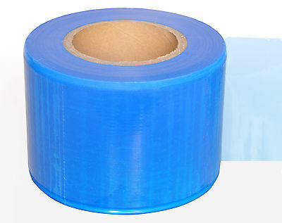 "Universal Barrier Film For Dental, Medical, Tattooist Use. 4"" x 6""/102mm x 152mm"