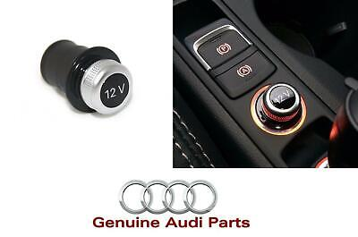 GENUINE AUDI A1 A3 A4 A5 A6 Power Outlet Cigarette Lighter Cover 4H0919311