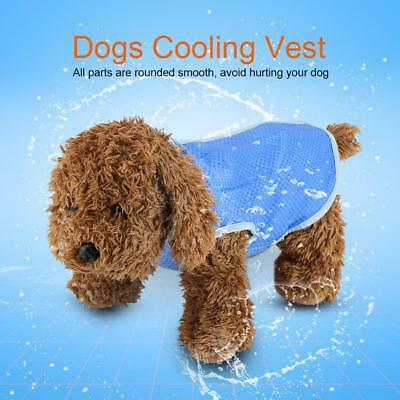 Summer Cooling Jacket Coat Vest T-shirt Clothes Clothing For Dog Puppy Pets Cat
