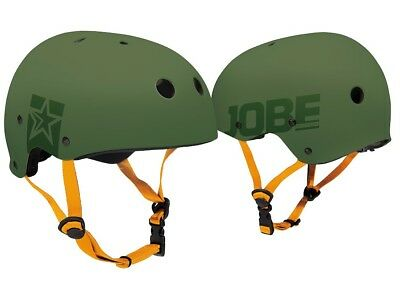 Jobe SLAM WAKE Helmet green Helm Wakeboardhelm Kite Helm Surf Wassersporthelm 6