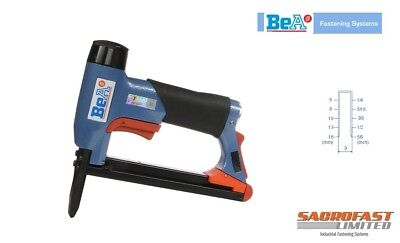 BeA 71/16-436 LONG NOSE FINE WIRE 22 GAUGE AIR STAPLER FOR 71 SERIES STAPLES