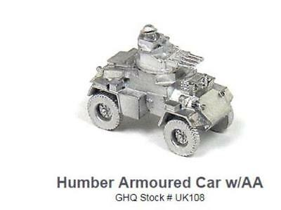 GHQ WWII Micro Armour USA 1//285 Jeep Pack MINT