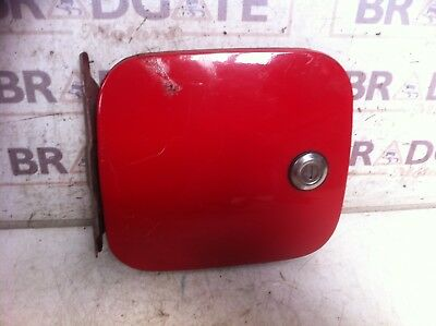 Nissan Micra K11 1993-2002 Fuel Flap Red