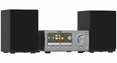 Acoustic Solutions Internet/DAB/FM/Bluetooth Hi Fi With Wi Fi