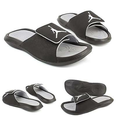 f2c0fd945d95 Boy s Jordan Hydro 6 BG Grade School (Big Kids) Slide Sandals 881474-011
