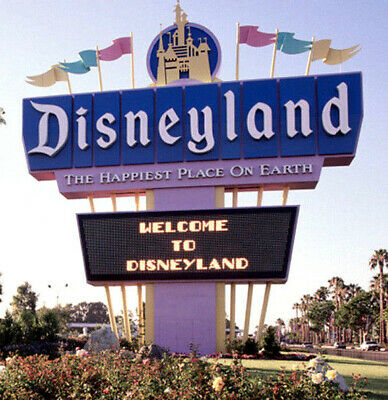DISNEYLAND PARK California 3 DAY Ticket Savings  A PROMO DISCOUNT TOOL