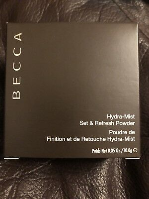 BECCA Hydra Mist Set & Refresh Powder 10g ] Authentic UK Stock *NEW