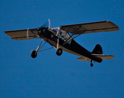PLANS FOR HOMEBUILD - 3/4 scale replica FIESELER Fi-156 STORCH