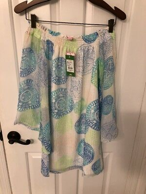 d9abe5eb41d599 NEW! LILLY PULITZER ABI SILK SHIFT DRESS Dune Our Thing $258 Size XS ...