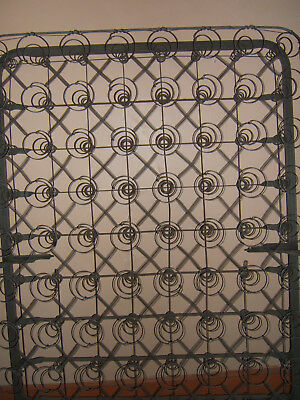 Vintage Metal Coil Bed Springs For Arts Crafts/wedding Decor/steampunk-Double Bd