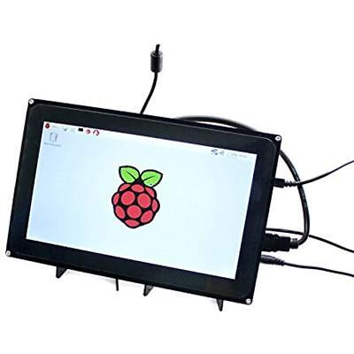 Waveshare Single Board Computers Raspberry Pi 10.1inch HDMI LCD (H) 1024x600 For