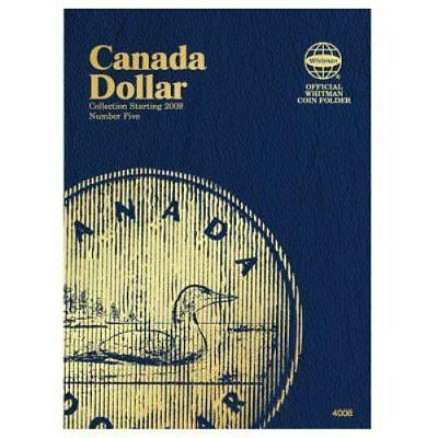 Whitman Coin Folder 4008: Canada Dollar Collection Starting 2009, Number 5